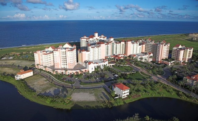 highrise condo tower in Palm Coast