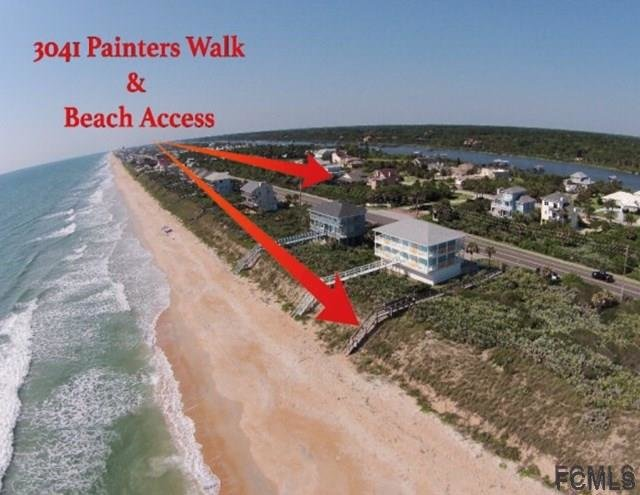 3041 Painters Walk is two blocks from the beach access