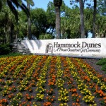 Hammock Dunes Gated, Golf Community